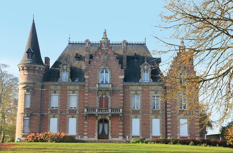 Chateau of Baizieux
