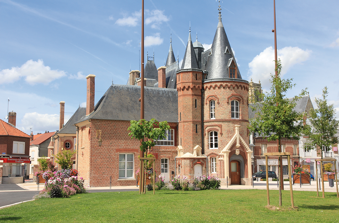Chateau of Corbie
