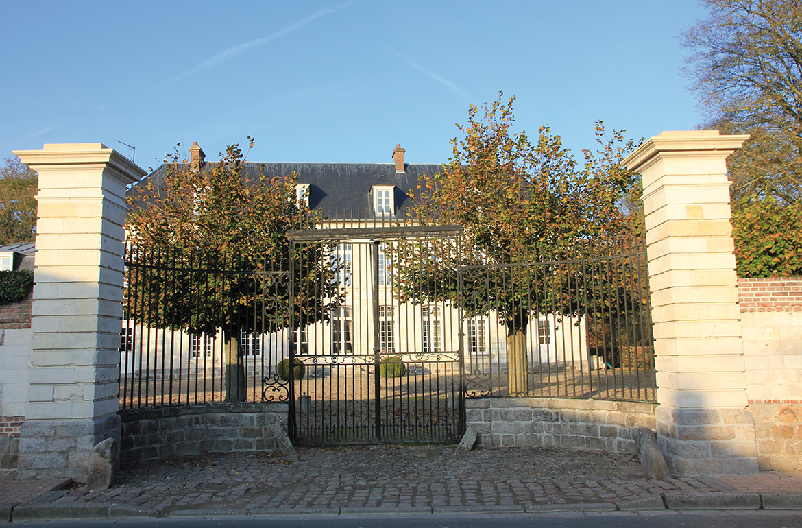 Chateau of Daours