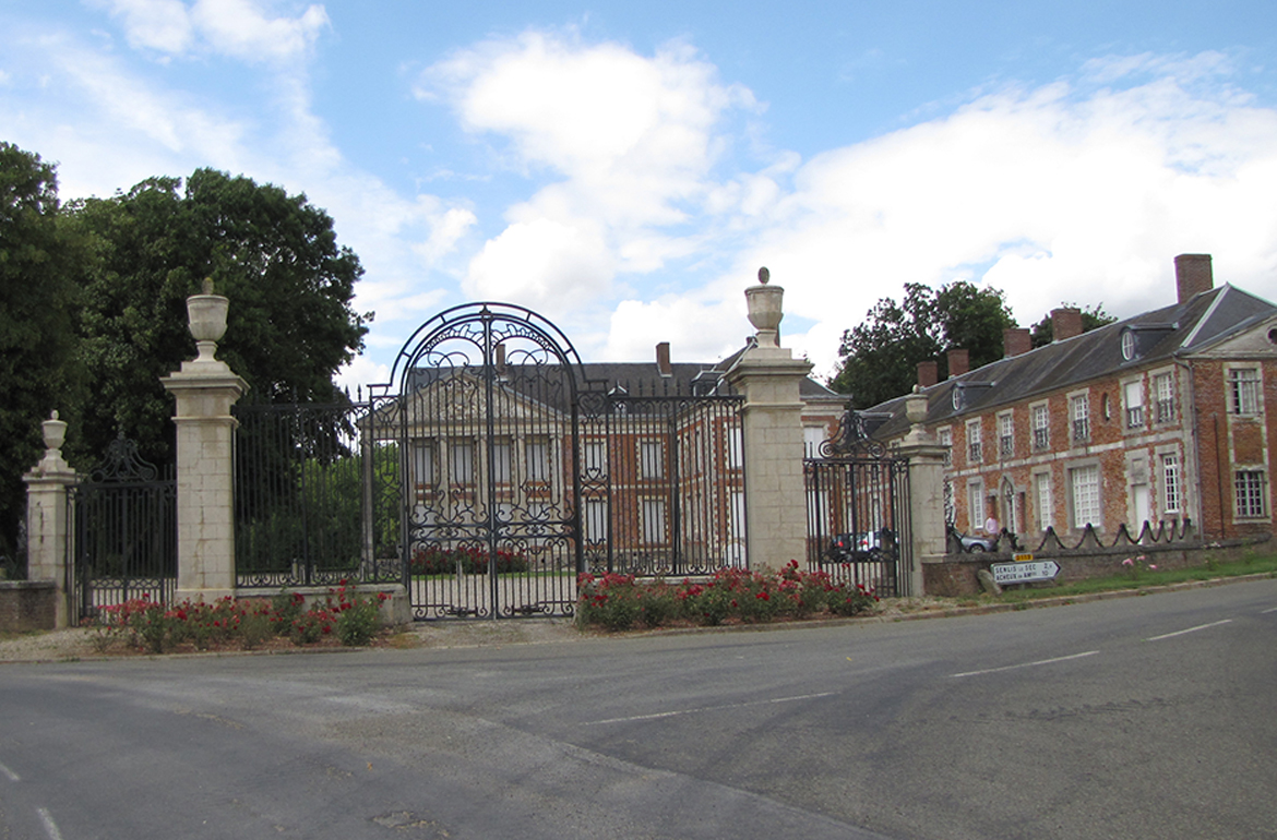 Chateau of Henencourt