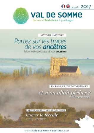 Couv guide touristique val de somme 2017bis