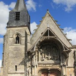 Eglise leneuville petit