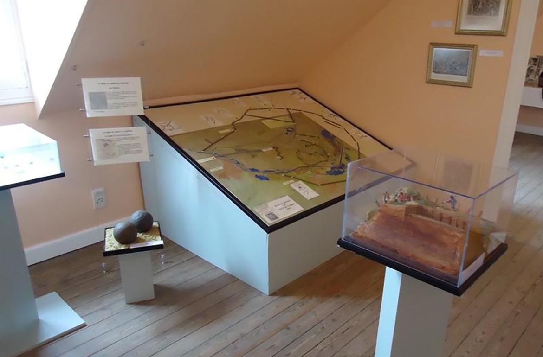 """Museum of """"Les amis du Corbie"""""""