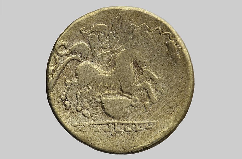Pièce du 1er siècle avant JC