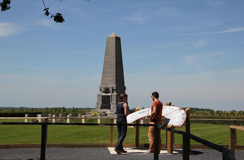 Sally-le-Sec Memorial