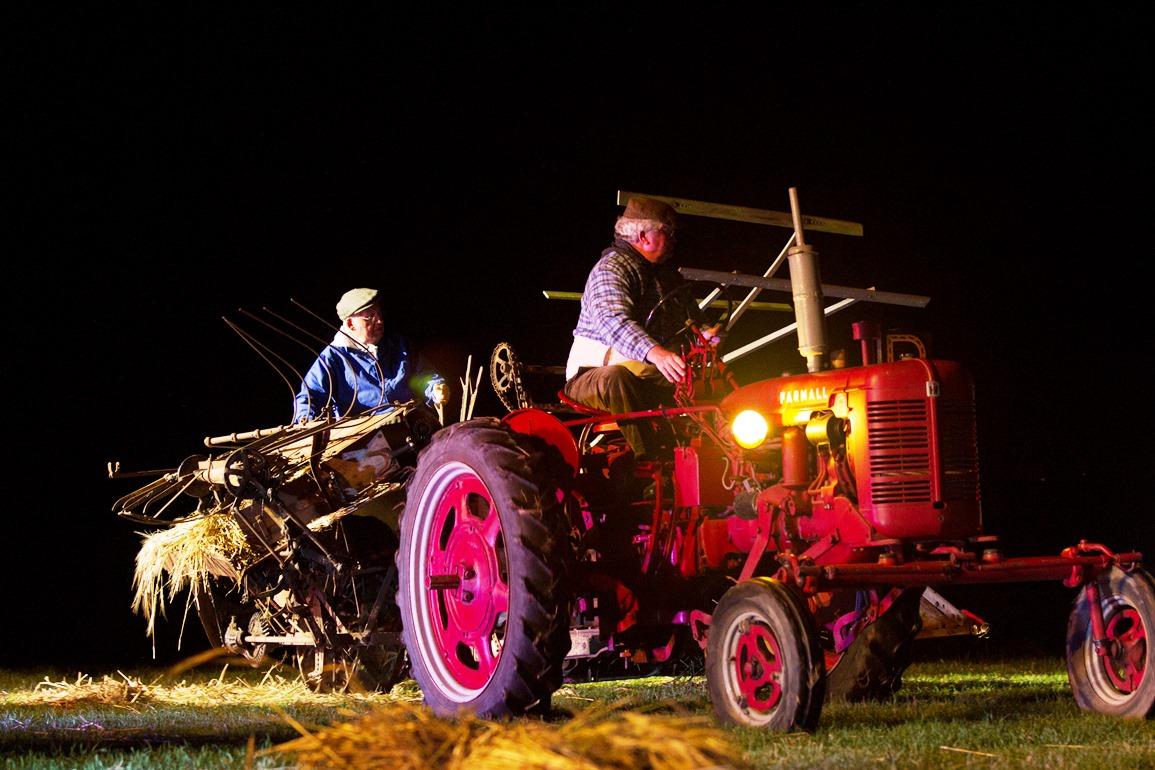 Tracteur son et lumiere bonnay